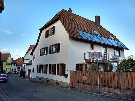"""Ferienwohnung """"Dorfmühle"""""""