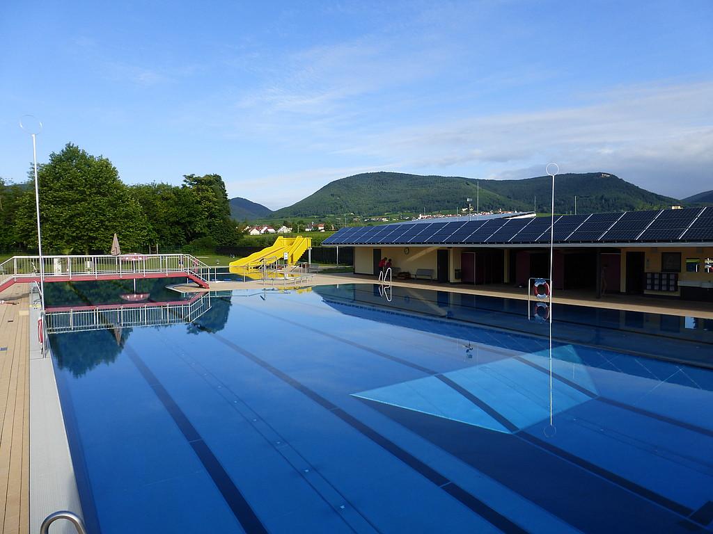 Schwimmbad Edesheim